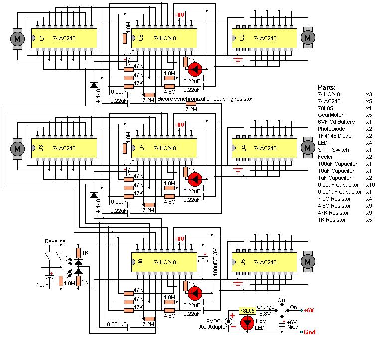 CostaRica Beam_-_-_Circuits_-_-_Walkers_-_-_P5v2 Circuit Operation